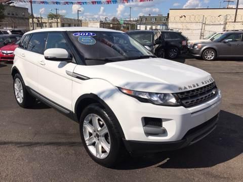 2013 Land Rover Range Rover Evoque for sale in Philadelphia, PA