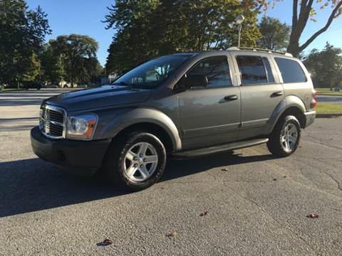 2006 Dodge Durango for sale in Lexington, MI