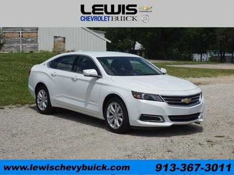 2017 Chevrolet Impala for sale in Atchison KS