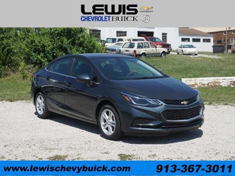 2017 Chevrolet Cruze for sale in Atchison, KS