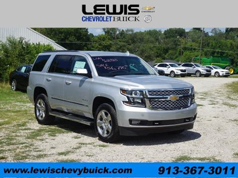 2017 Chevrolet Tahoe for sale in Atchison KS
