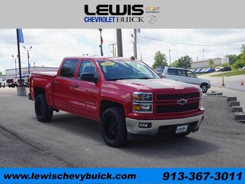 2015 Chevrolet Silverado 1500 for sale in Atchison KS