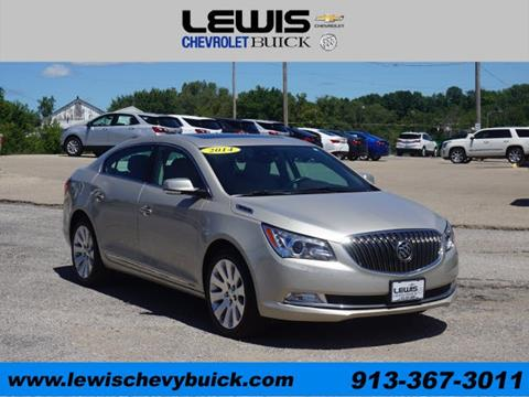 2014 Buick LaCrosse for sale in Atchison KS