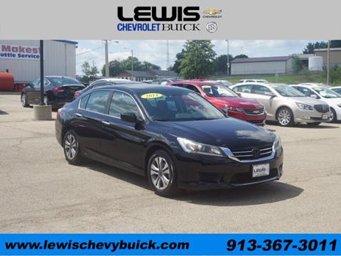2014 Honda Accord for sale in Atchison, KS