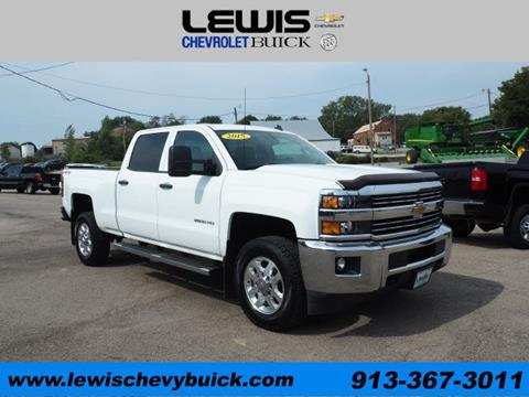 2015 Chevrolet Silverado 2500HD for sale in Atchison, KS