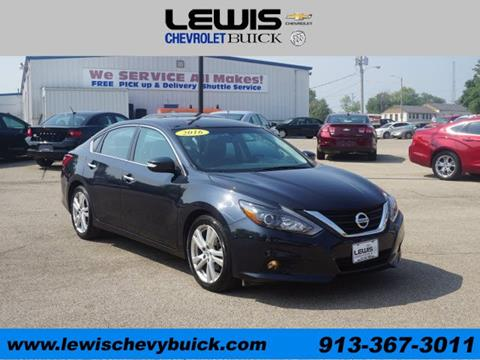 2016 Nissan Altima for sale in Atchison, KS