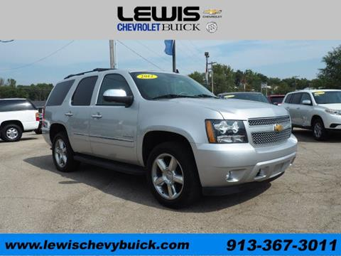 2012 Chevrolet Tahoe for sale in Atchison KS