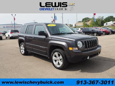 2017 Jeep Patriot for sale in Atchison, KS