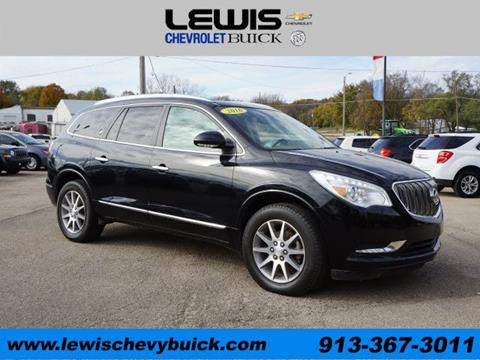 2016 Buick Enclave for sale in Atchison KS