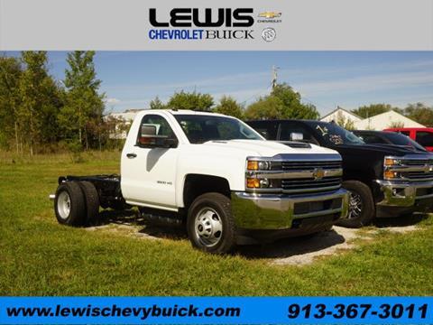 2018 Chevrolet Silverado 3500HD for sale in Atchison, KS