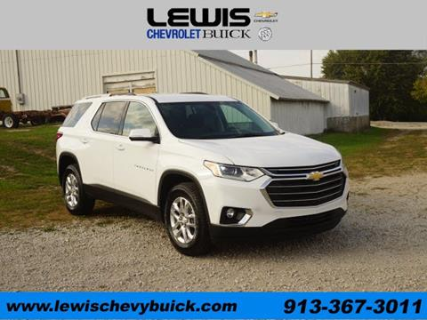 2018 Chevrolet Traverse for sale in Atchison KS