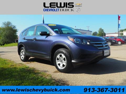 2014 Honda CR-V for sale in Atchison KS