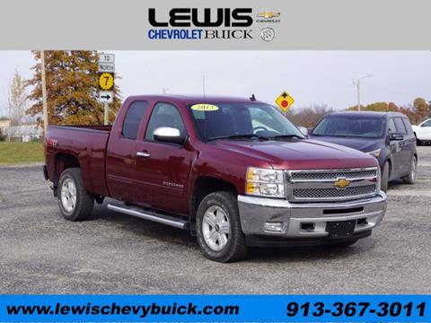 2013 Chevrolet Silverado 1500 for sale in Atchison KS