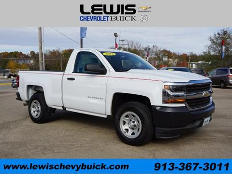 2016 Chevrolet Silverado 1500 for sale in Atchison, KS