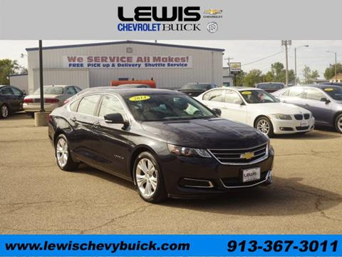 2014 Chevrolet Impala for sale in Atchison KS