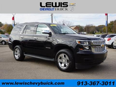 2015 Chevrolet Tahoe for sale in Atchison KS
