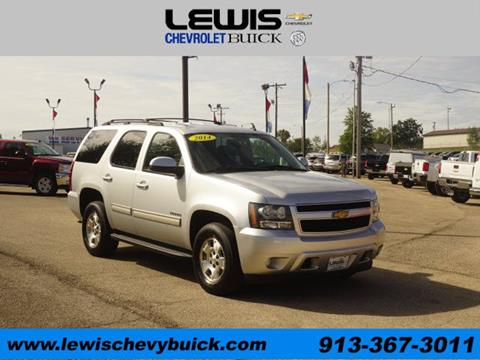 2014 Chevrolet Tahoe for sale in Atchison KS