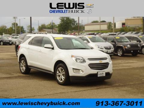 2017 Chevrolet Equinox for sale in Atchison KS