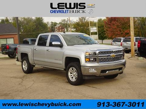 2014 Chevrolet Silverado 1500 for sale in Atchison KS