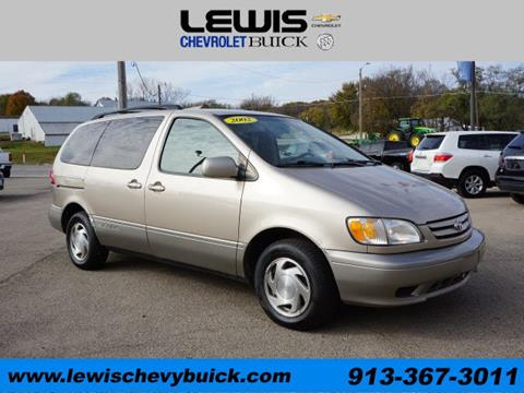 2002 Toyota Sienna for sale in Atchison KS