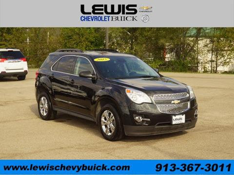 2015 Chevrolet Equinox for sale in Atchison, KS