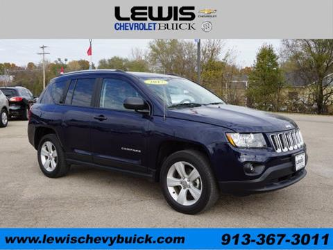 2017 Jeep Compass for sale in Atchison, KS