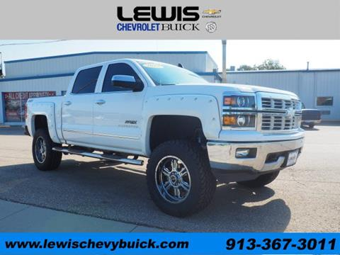 2015 Chevrolet Silverado 1500 for sale in Atchison, KS