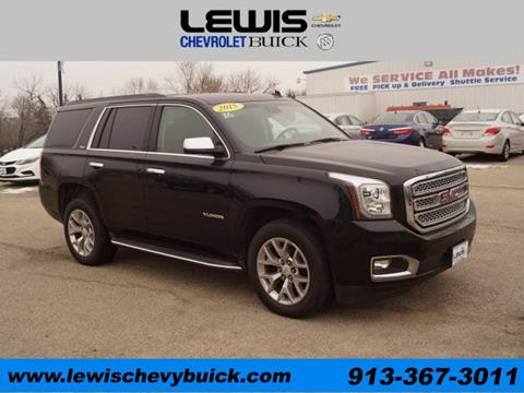2015 GMC Yukon for sale in Atchison KS