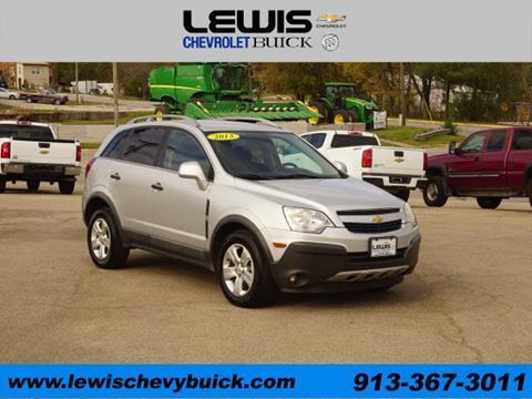 2013 Chevrolet Captiva Sport for sale in Atchison KS