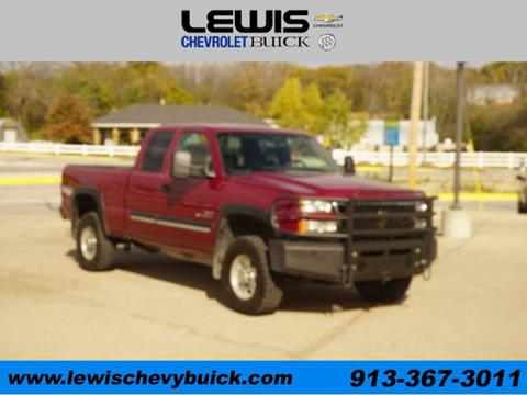 2007 Chevrolet Silverado 2500HD Classic for sale in Atchison KS