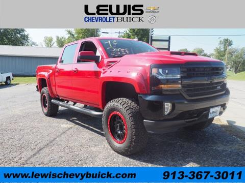 2016 Chevrolet Silverado 1500 for sale in Atchison KS