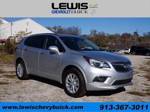 2017 Buick Envision for sale in Atchison, KS