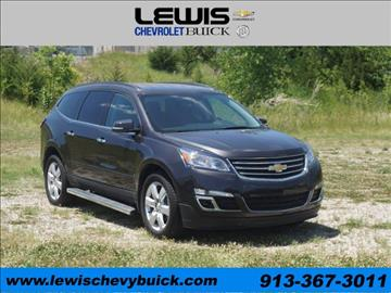 2017 Chevrolet Traverse for sale in Atchison, KS