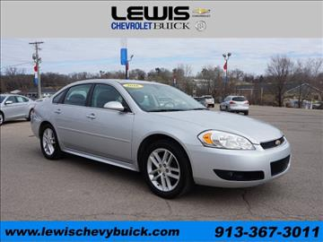 2016 Chevrolet Impala Limited for sale in Atchison, KS