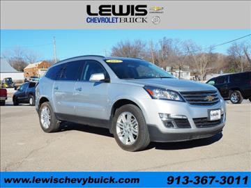 2015 Chevrolet Traverse for sale in Atchison, KS