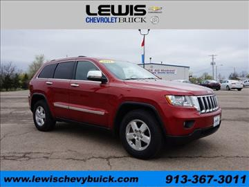 2011 Jeep Grand Cherokee for sale in Atchison, KS
