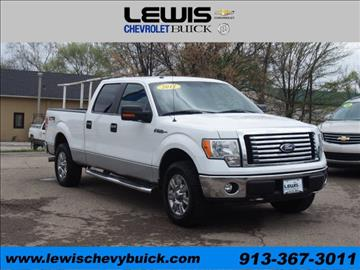 2011 Ford F-150 for sale in Atchison, KS