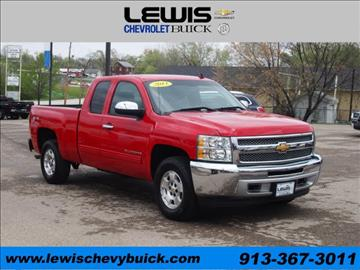2013 Chevrolet Silverado 1500 for sale in Atchison, KS
