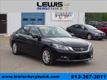 2015 Honda Accord for sale in Atchison, KS