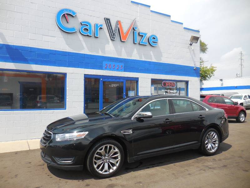 2013 ford taurus limited in detroit mi - carwize