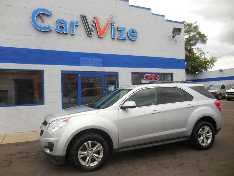 2010 Chevrolet Equinox car for sale in Detroit