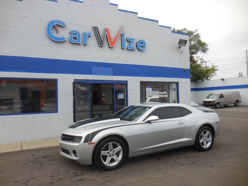 2010 Chevrolet Camaro car for sale in Detroit
