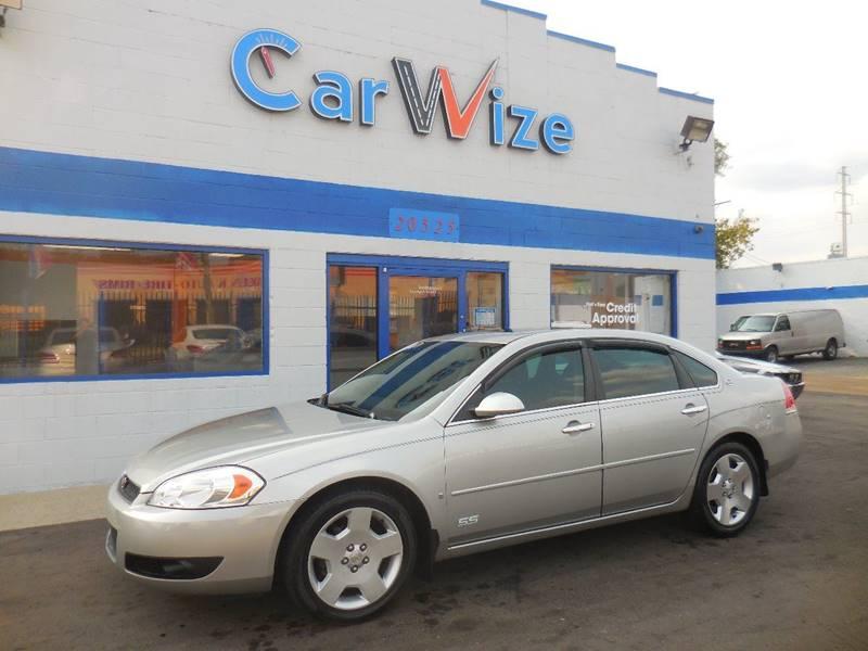 2008 Chevrolet Impala car for sale in Detroit