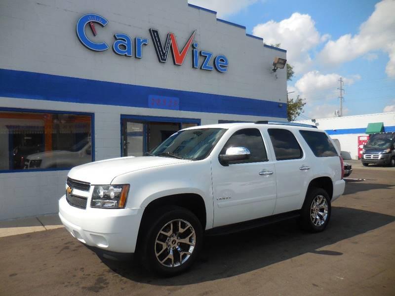 2008 Chevrolet Tahoe car for sale in Detroit
