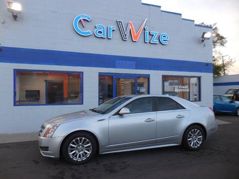 2010 Cadillac CTS for sale in Detroit, MI