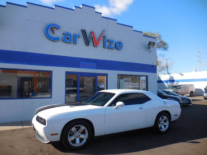 2011 Dodge Challenger car for sale in Detroit