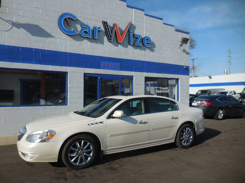 2011 Buick Lucerne car for sale in Detroit