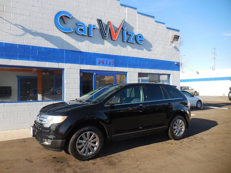 2008 Ford Edge car for sale in Detroit