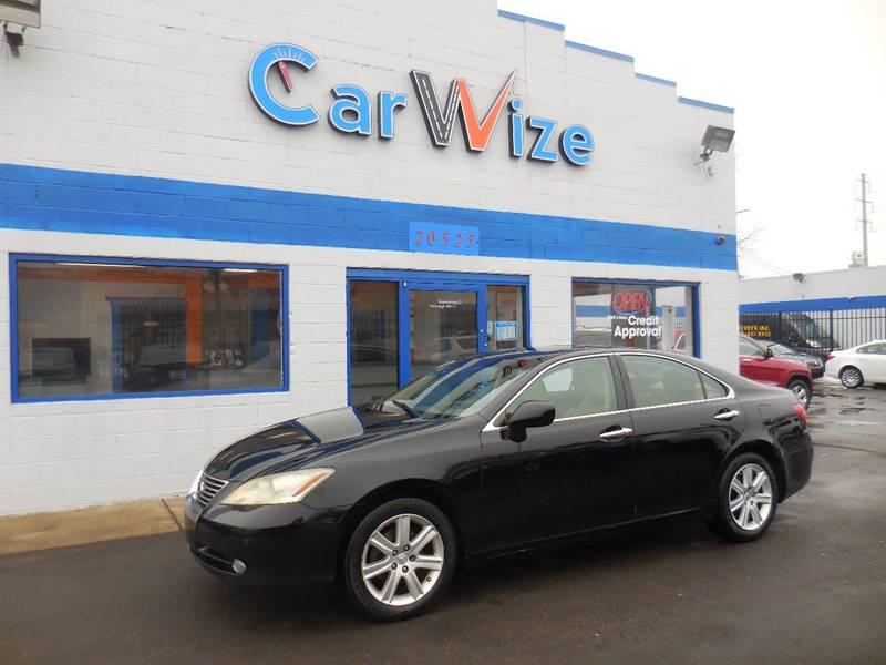 2007 Lexus Es 350 car for sale in Detroit
