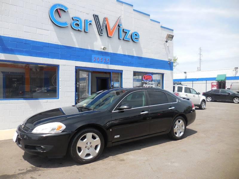 2007 Chevrolet Impala car for sale in Detroit